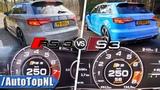 Сравнение Audi RS 3 Sportback и S3 Sportback  Audi Info