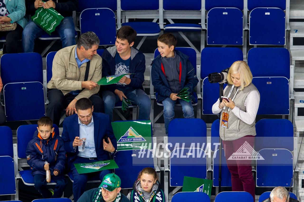 В Казани и Уфе не ходят на хоккей. Что вам ещё надо?