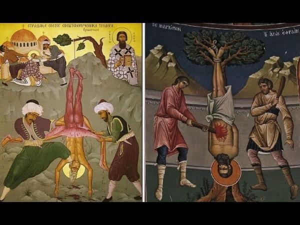 ОДНА ЕСТЬ ИСТИНА - ХРИСТОСЪ! Часть 4. СВЯТЫЕ МУЧЕНИКИ ХРИСТОВЫ ПОСРАМЛЯЮТ ЭКУМЕНИСТОВ! (продолжение)