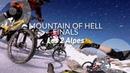 MOUNTAIN OF HELL 2018 FINALS FULL RUN 40 700 Léo Remonnay mass start race Les 2 Alpes France