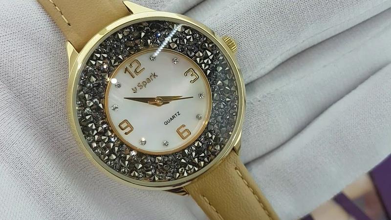 ZCR34MG - Женские часы Spark Oriso со Swarovski