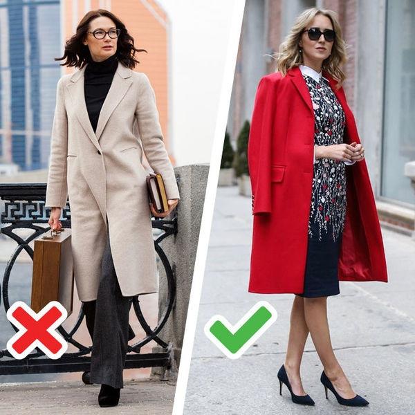 e7634518110 Как носить классическое пальто в 40 лет
