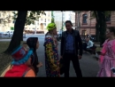Шико на улицах Минска