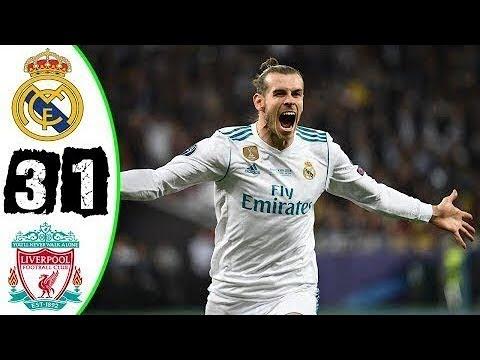 Реал Мадрид 3:1 Ливерпуль   Лига Чемпионов 2017/18   Финал   Полный Обзор матча