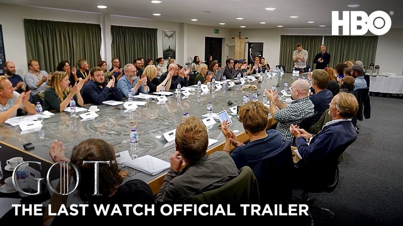 Game of Thrones The Last Watch | Official Documentary Trailer | HBO