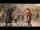 Assassins Creed  Odyssey - Live Action TV Commercial