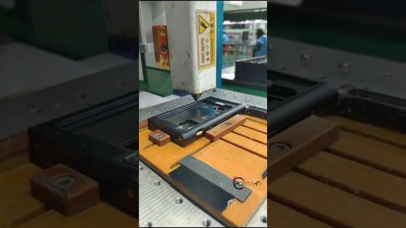 Porta Fi Insights FiiO M9 Automated Adhesive Process смотреть онлайн без регистрации