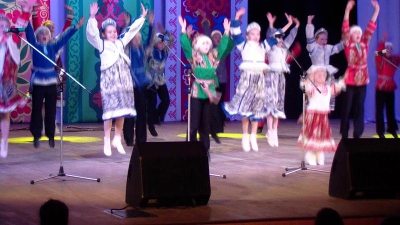 Победитель конкурса - Самый драйвовый, зажигательный танец. Коллектив Импровиз Красноуфимск.