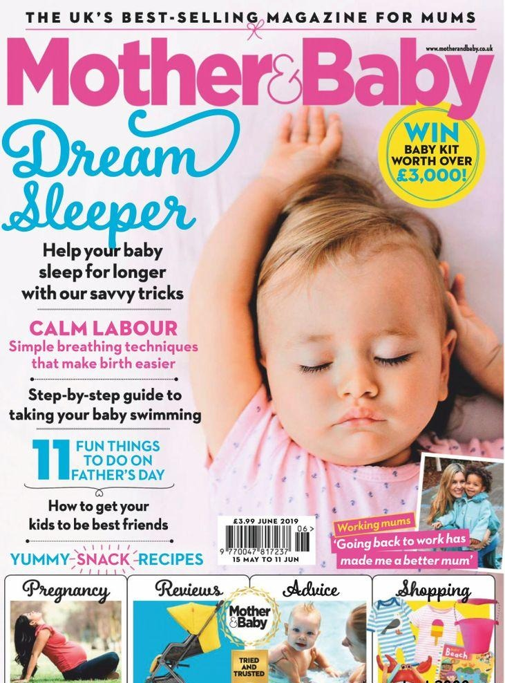 Mother & Baby UK - June 2019