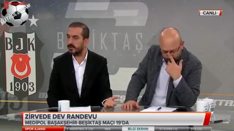 BEŞİKTAŞ Spor Ajansı - Başakşehir - Beşiktaş Maçı, Muhtemel 11 Yorumları 3 Kasım 2018