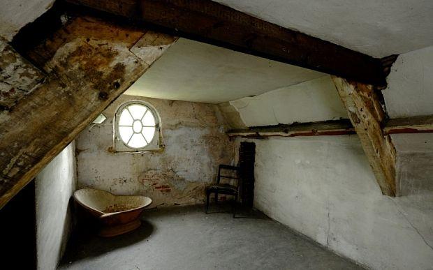 Нортон Коньерс потайная комната