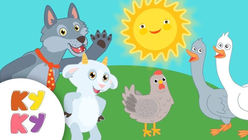 КУКУТИКИ Сборник 12 Песен Русские Сказки и Частушки для Самых Маленьких Детей