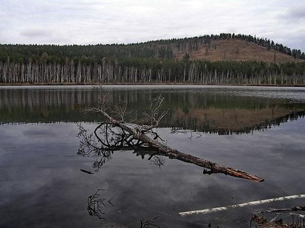 Пустое озеро – аномальная зона Алтая.