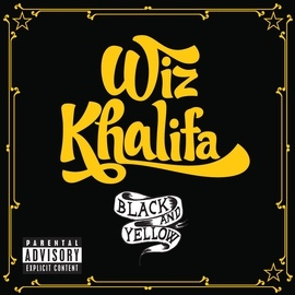 Wiz Khalifa альбом Black And Yellow