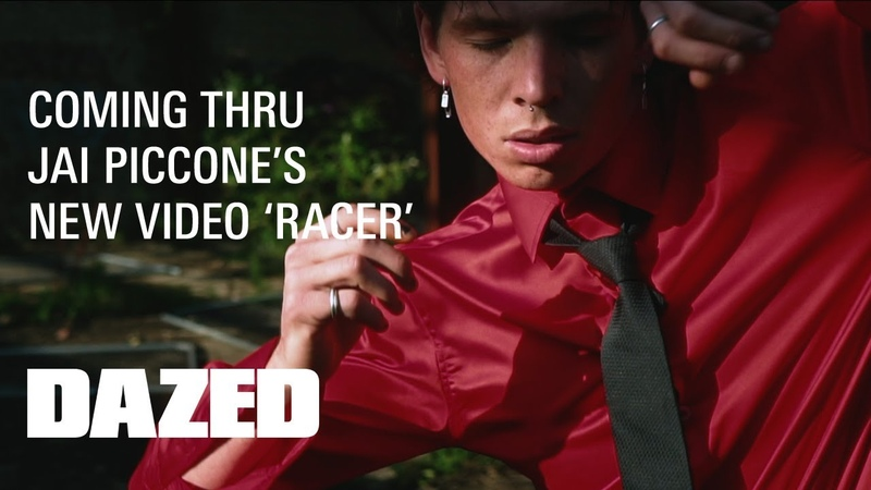 Jai Piccone 'Racer'
