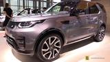 2019 Land Rover Discovery HSE Luxury Diesel - Exterior Interior Walkaround 2018 Paris Motor Show