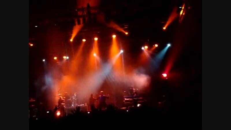 Lacrimosa - Halt Mich, live at Artmania Festival, 18.07.2008