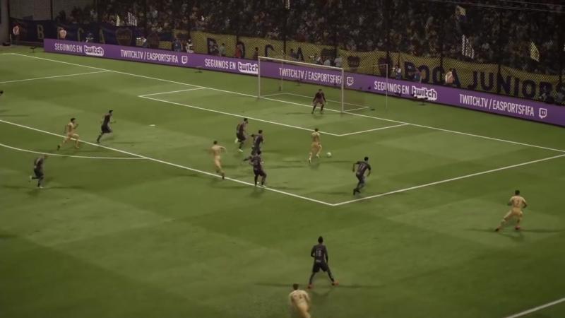[Развлекательный канал SG] FIFA 18 КАРЬЕРА ВОКРУГ СВЕТА 14 Плей-офф Кубка Либертадорес