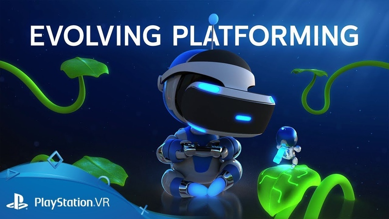 ASTRO BOT Rescue Mission | Evolving Platforming | PS VR