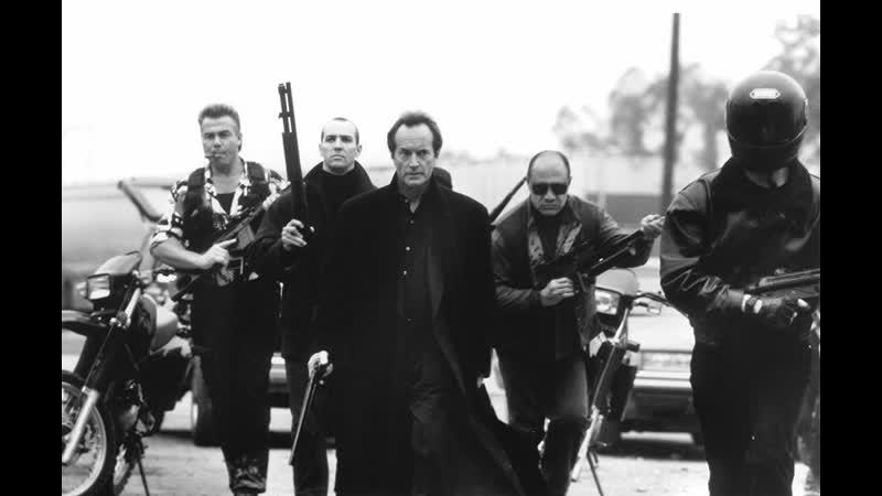 Трудная мишень Hard Target (1993). США. Боевик, Триллер, 1080p.