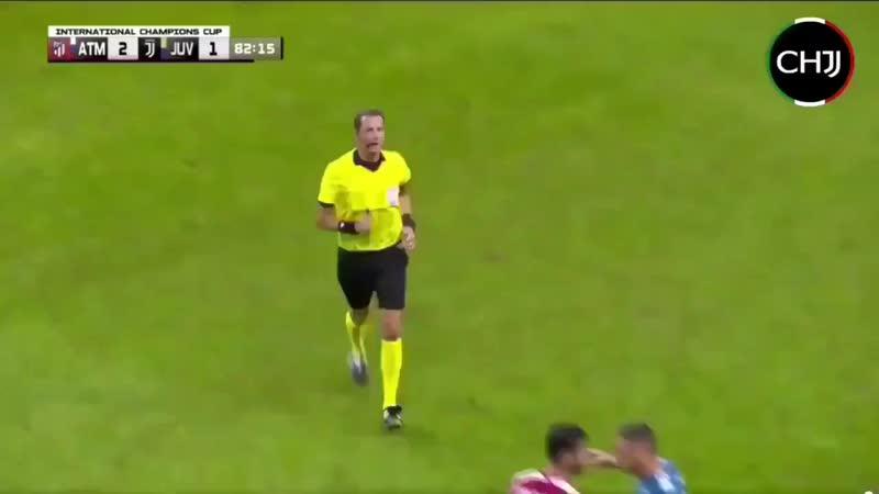 Türk Balası Kurt Olur, Bastığı Yer Yurt Olur . . - - Melih Demiral karşısında Diego Costa çaresizliği . . - -.mp4