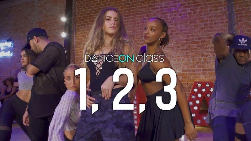 Sofia Reyes - 1, 2, 3 (ft. Jason Derulo De La Ghetto)   Brinn Nicole Choreography   DanceOn Class