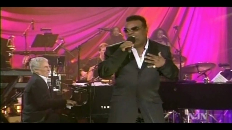 Ronald Isley Burt Bacharach This Guy's in Love with You