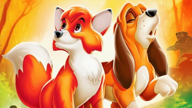 ЛИС И ПЕС.Дисней.Disney аудио сказка: Аудиосказки-Сказки на ночь.Слушать сказки онлайн