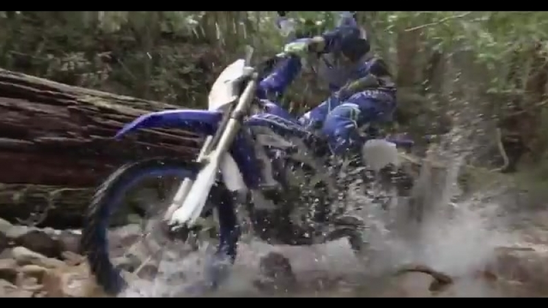 Yamaha WR450F The bike for all reasons