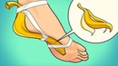 Tie a Banana Peel for 7 Days, And See What Happens to Your Body