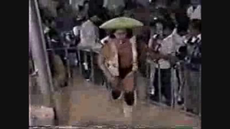 Perro Aguayo (1991 Commercial Tape from the UWA)