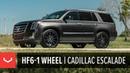 Cadillac Escalade on Vossen Hybrid Forged HF6-1 Wheels