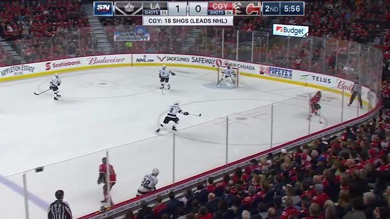 Los Angeles Kings vs Calgary Flames | Mar.25, 2019 | Game Highlights | NHL 201819 | Обзор матча