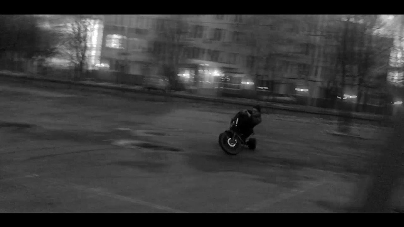 SATANIC TRIKERS RUSSIA \\\ STREET DRIFT ON FATBOY V1 TRIKE