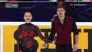 Annabelle Morozov / Andrei Bagin 2018 Rostelecom Cup RD