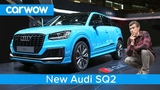 New Audi SQ2 2019 - see why its the SUV version of the S3 and Golf R