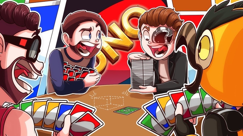WE TRIED THE MAX CARD LIMIT CHALLENGE AND BROKE UNO