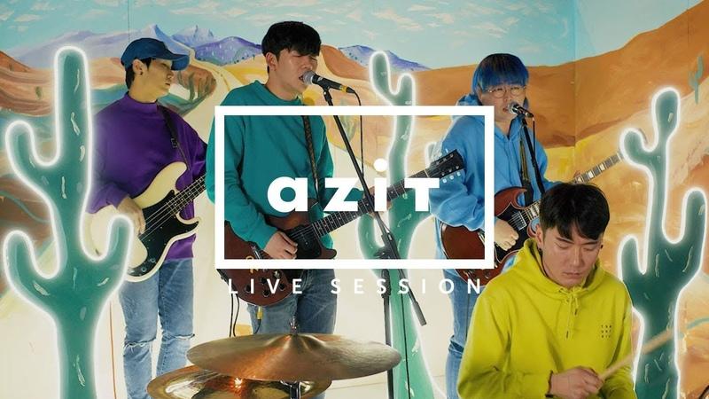 로큰롤라디오(RockN Roll Radio) - take me home | 인디음악 | azit live session 아지트라이브세션
