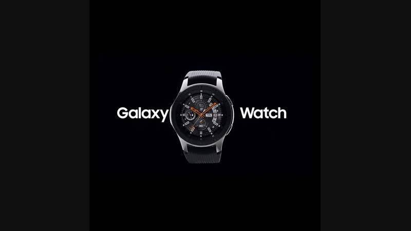Galaxy Watch   Следи за своим состоянием
