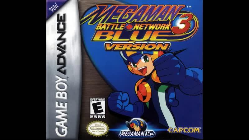 {Level 10} Mega Man Battle Network 3 Blind Mode - Music Extended