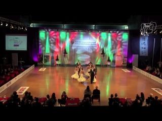 Vera, RUS ¦ 2015 European STD Formation ¦ DanceSport Total