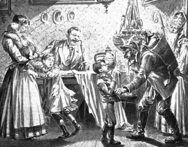Не все рождественские сказки добрые. 10 самых страшных легенд из разных стран