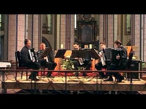 Leon Boellmann - GOTHIC SUITE Chorale Toccata live