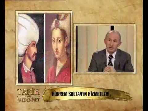 Prof Dr Ahmet Şimşirgil Hürrem Sultan Kimdir Neler Yapmıştır