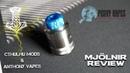 Mjölnir RDA by Cthulhu Anthony Vapes - Revue Fr (English subtitles)