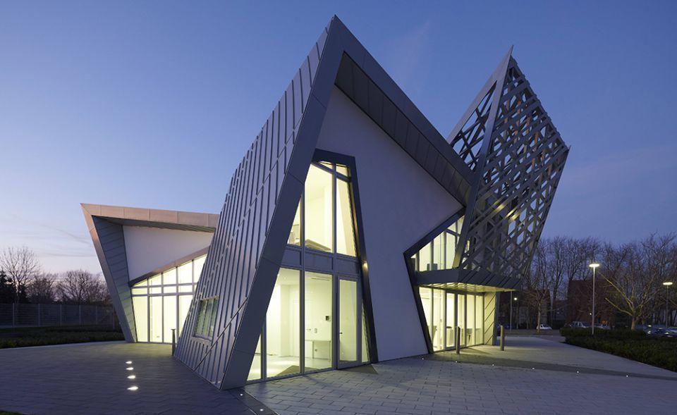 Геометрические дома