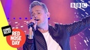 Keane perform 'Somewhere Only We Know' - Comic Relief 2019