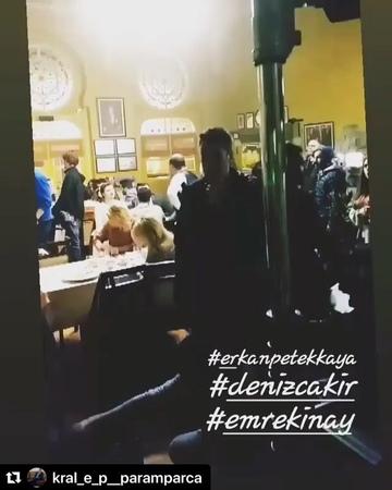 """Erkanpetekkaya_canımız on Instagram: """"Repost...from @armanyildirim vurgun foxtürkiye. Harika geliyoruz erkanpetekkaya denizcakir emrekinay"""""""