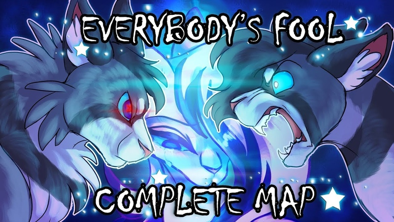 Everybody's Fool | COMPLETE Jayfeather 72 Hour MAP [flashing/shaking images warning]