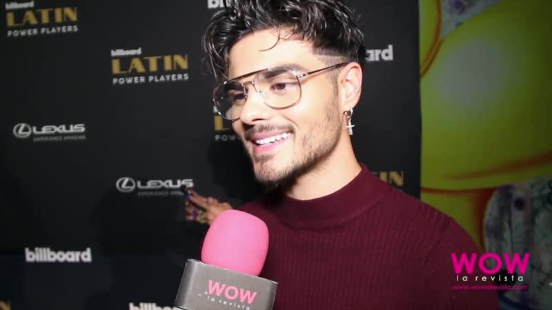Abraham Mateo ¦ Bom Bom ¦ 2018 ¦ Fans ¦ Entrevista ¦ Wow La Revista